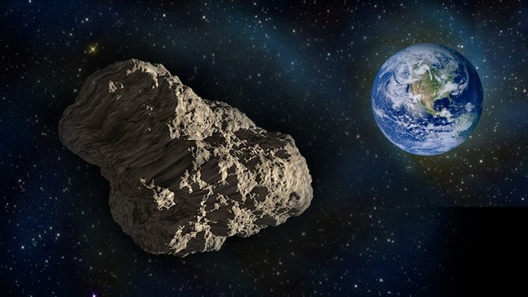 Asteroide 2016 - More information